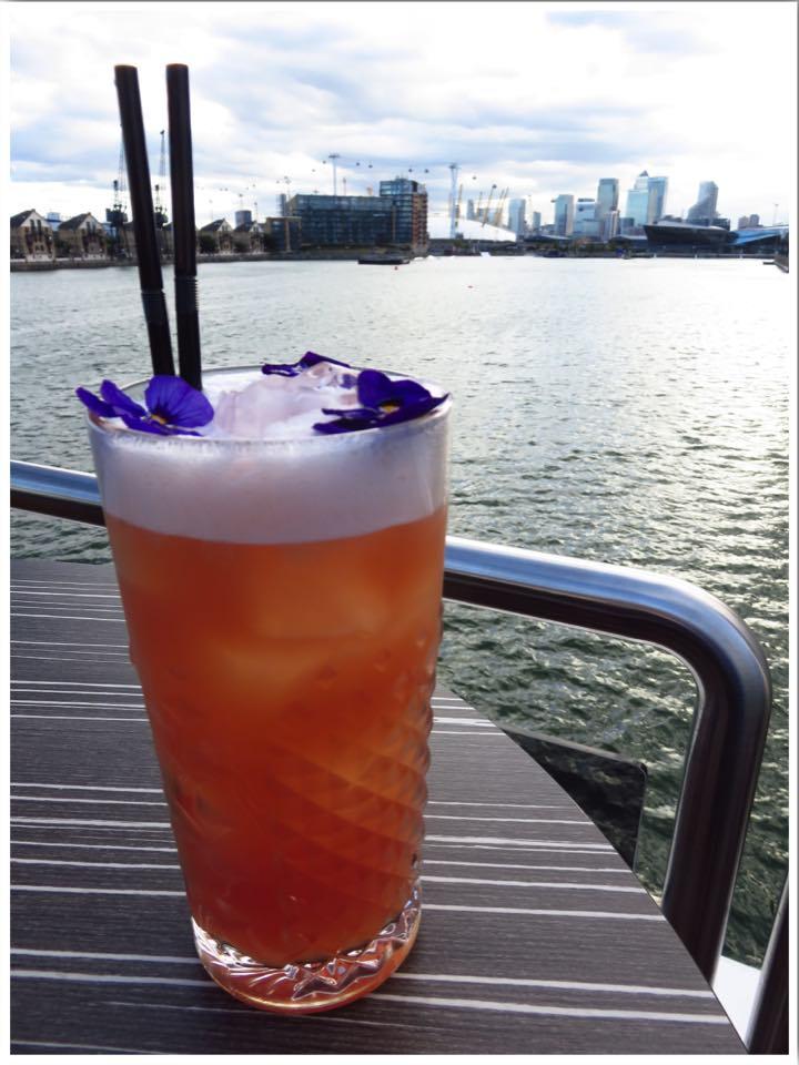 Sunborn Yacht Hotel London UK