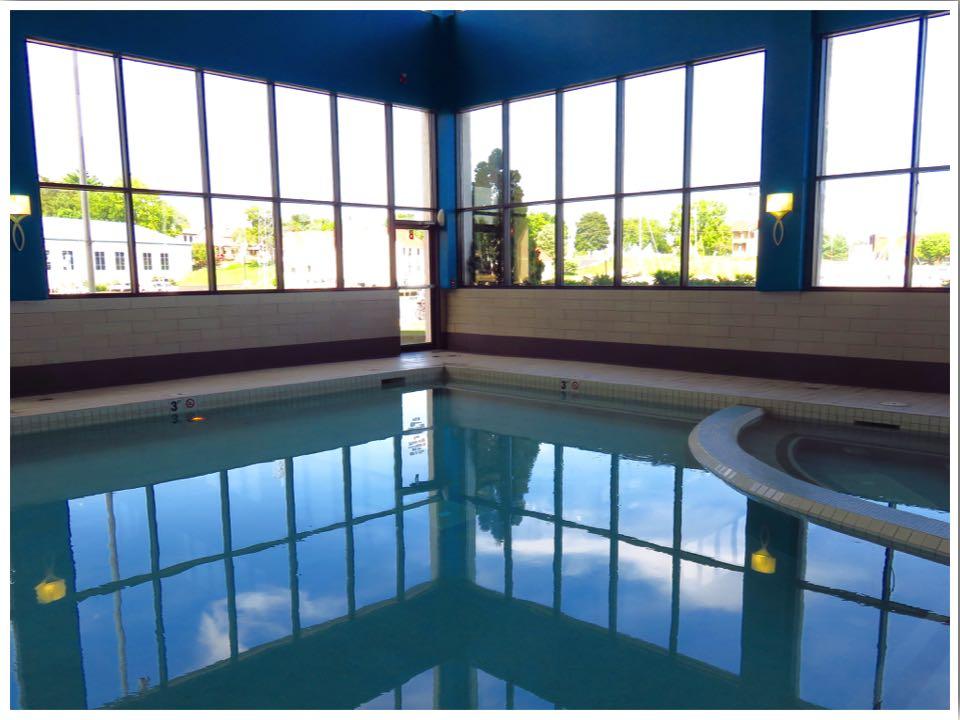 Wyndham Garden Kenosha Harborside Pool