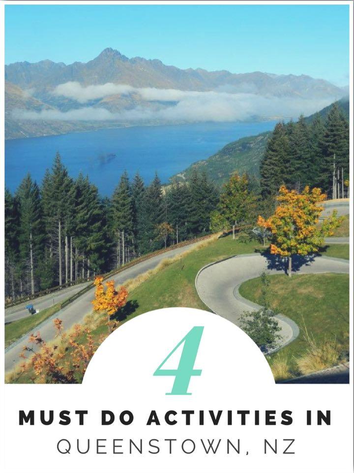 4 Must Do Activities in Queenstown New Zealand