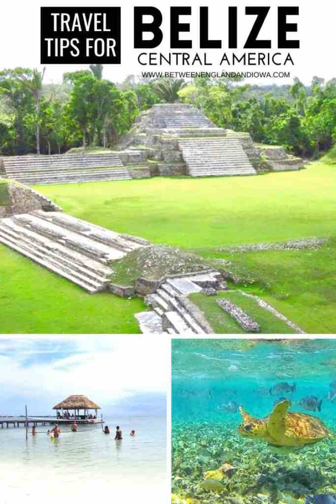 Tips for visiting Belize in June during the summer off season