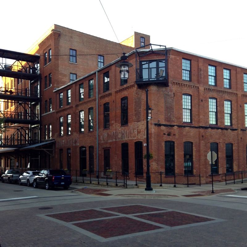 Dubuque Millwork District IA
