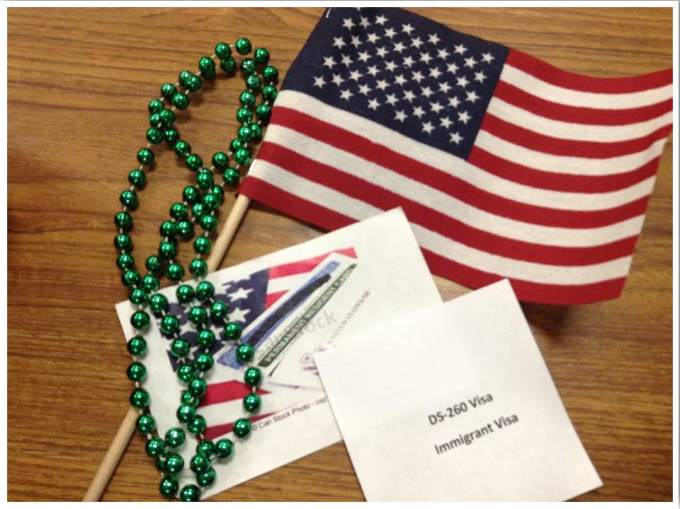 Lawful Permanent Resident Green Card