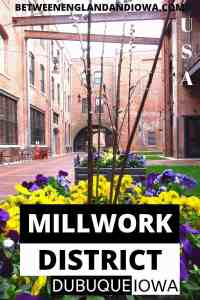Millwork District Dubuque Restaurants Iowa