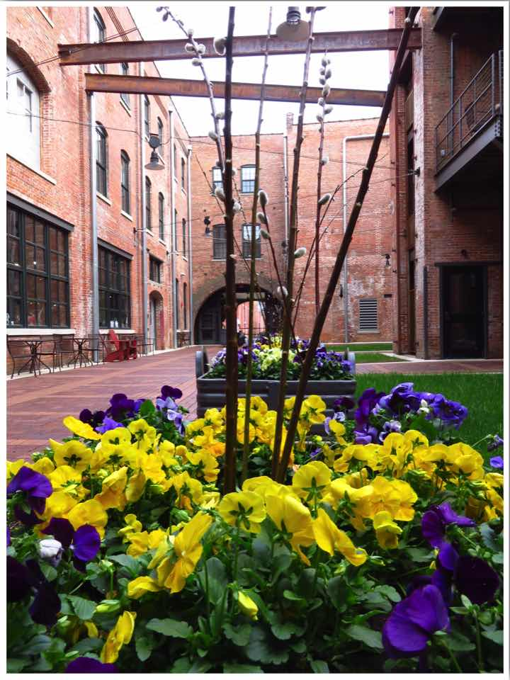 Dubuque Millwork District Iowa