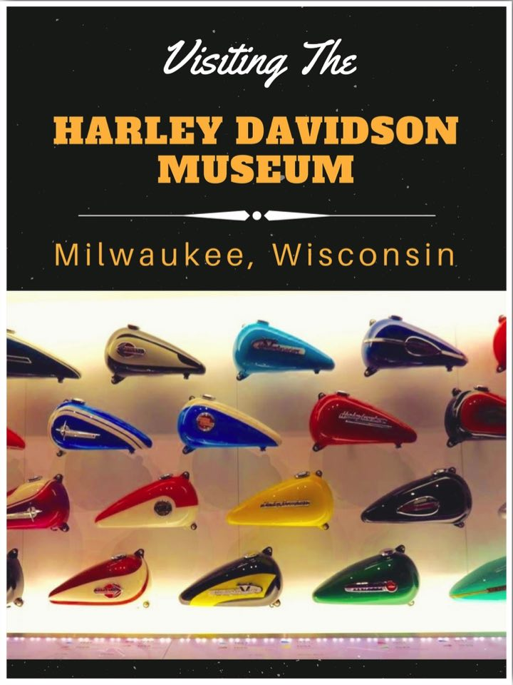 Visiting The Harley Davidson Museum Milwaukee Wisconsin