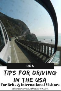 Tips for Driving in USA