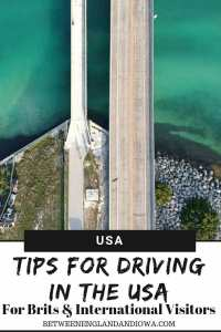 Tips for Driving in USA for Brits and International Visitors