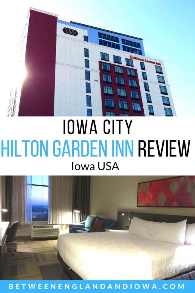 Hilton Garden Inn Iowa City Review in Iowa USA