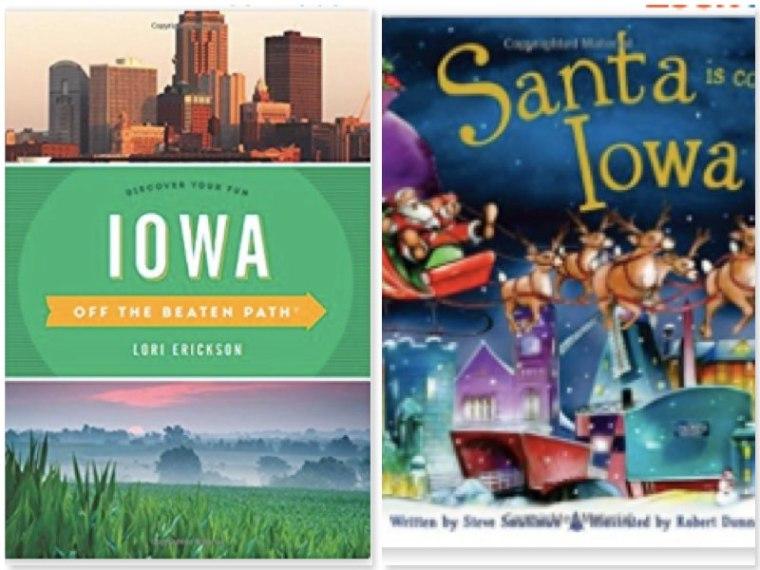 Iowa Book Gifts