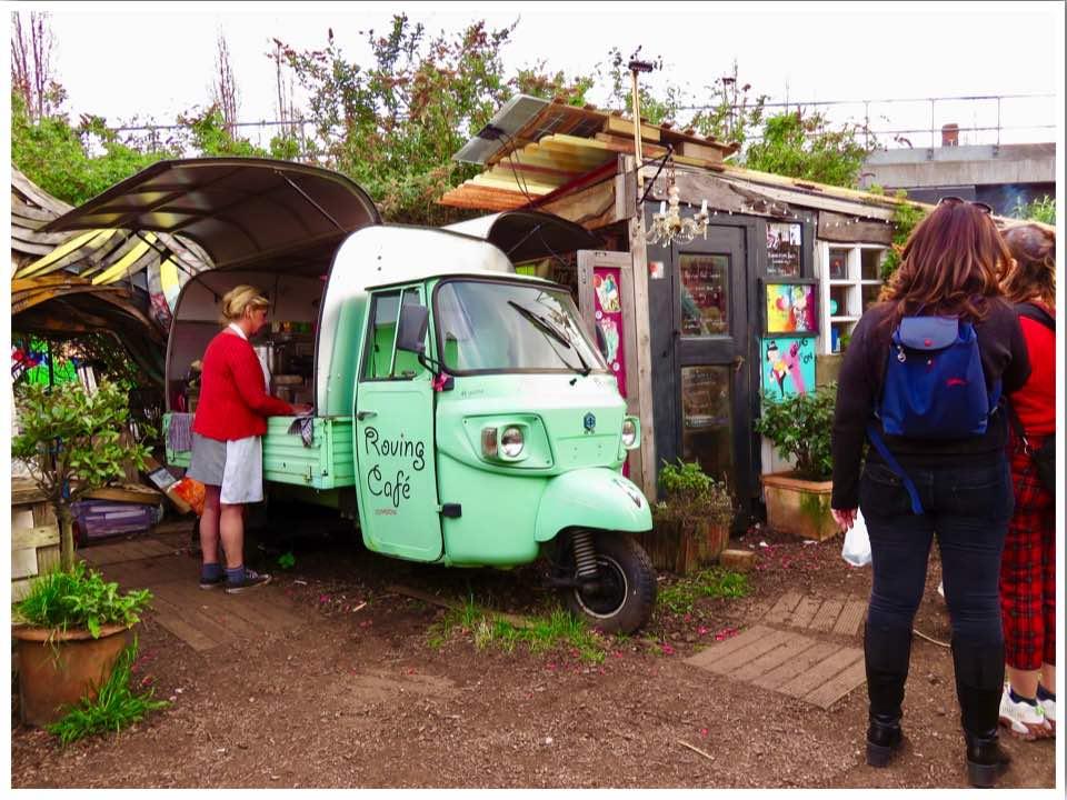 Nomadic Community Garden London