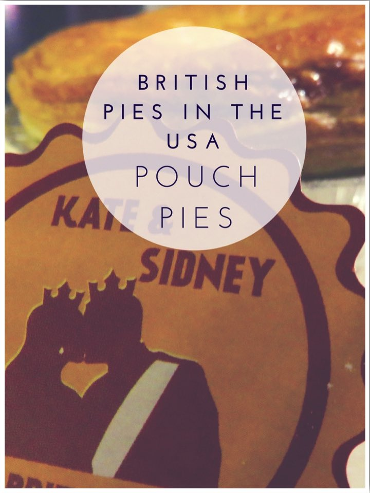 Pouch Pies British Food in the USA