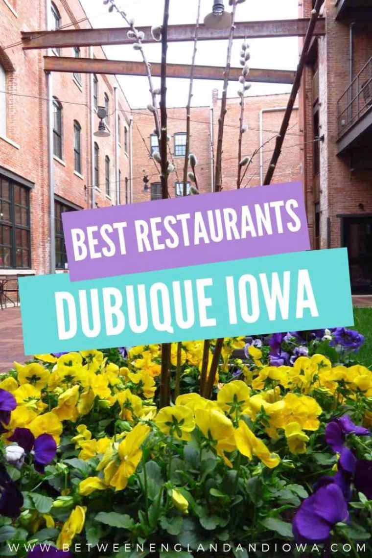 Dubuque Restaurants