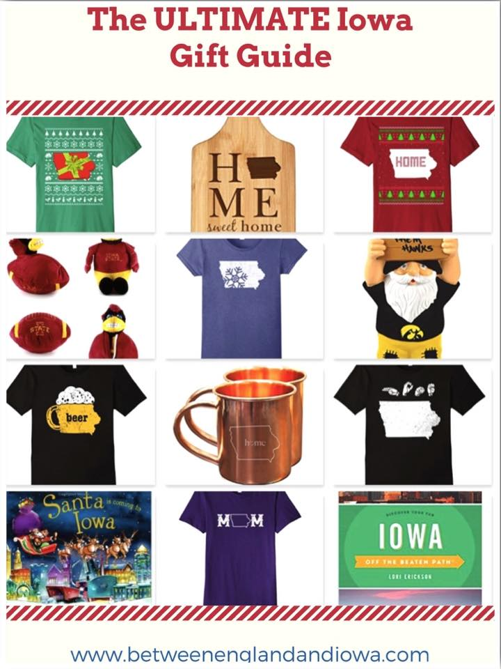 The Ultimate Iowa Gift Guide