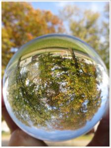 Tips for Crystal Ball Photography