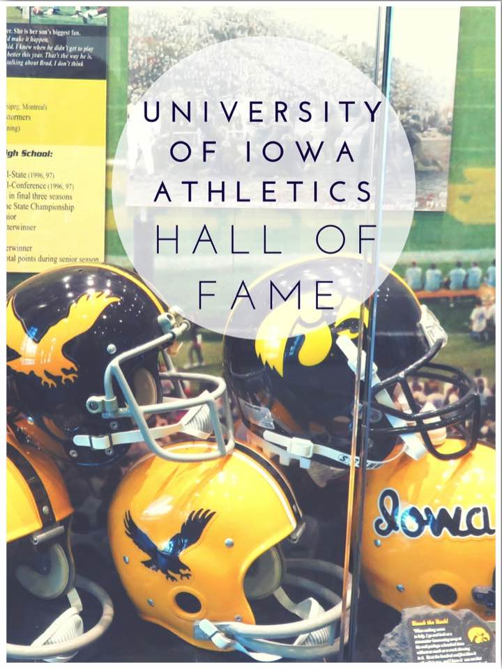 University of Iowa Athletics Hall of Fame and Museum Iowa City