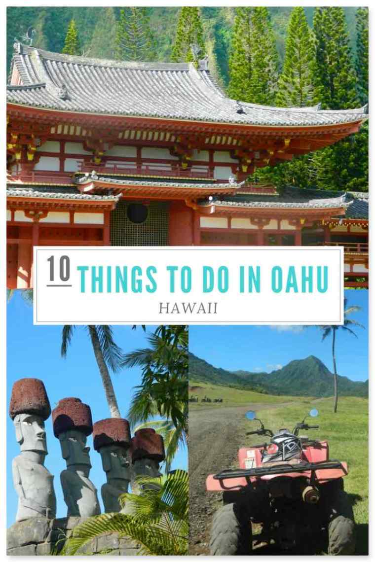 10 Best Things to do in Oahu Hawaii for Oahu Beaches to ATV adventures!