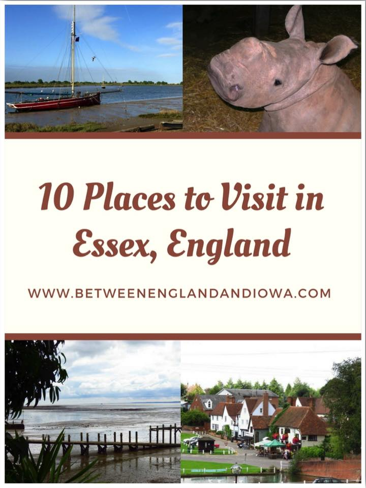 10 Places to Visit in Essex England