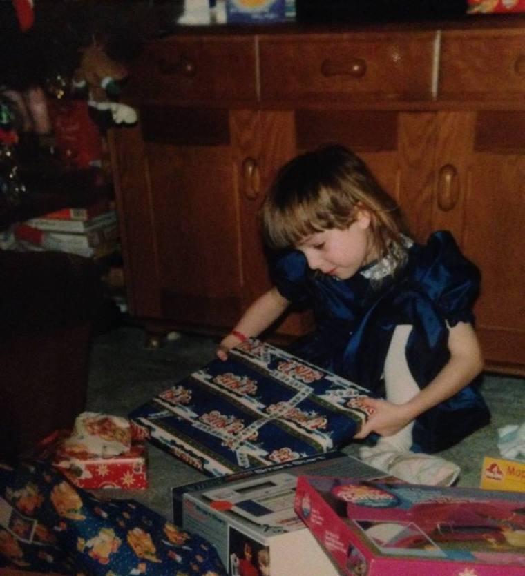 British Childhood Christmas