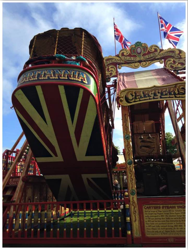 Carters Steam Fair Maldon Essex