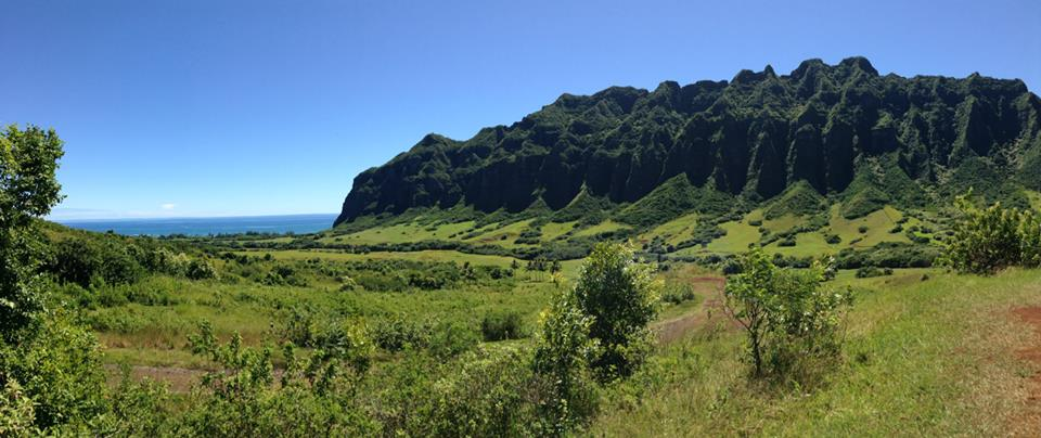 Kualoa Ranch Oahu Hawaii