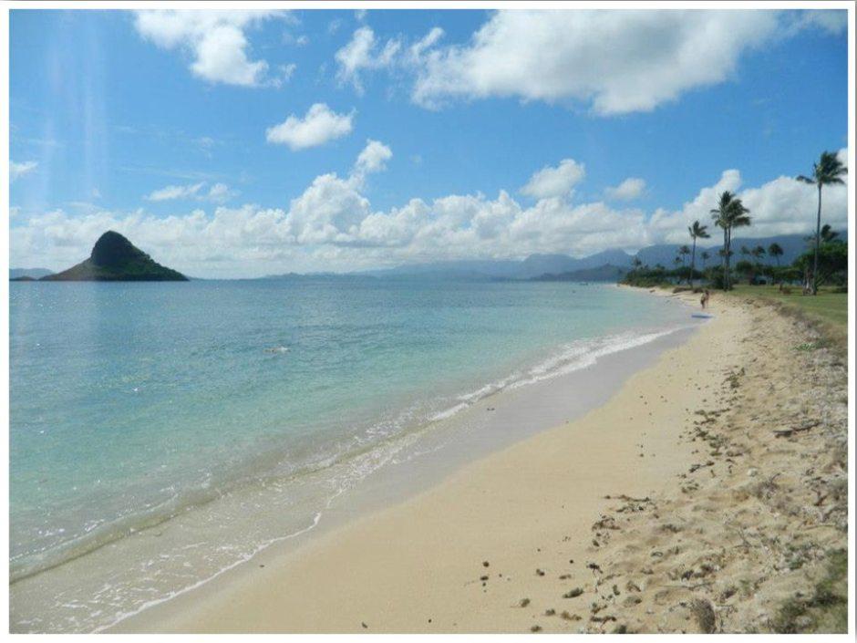 Kualoa Regional Park Beach Oahu