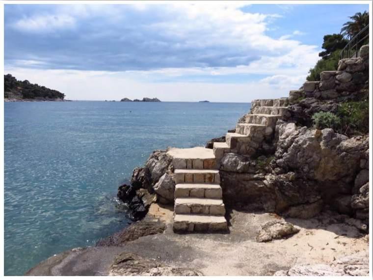 Lapad Beach Dubrovnik