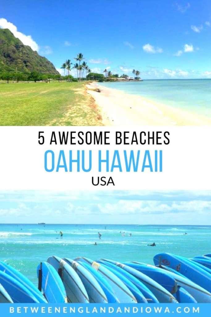 The Best Beaches Oahu Hawaii USA