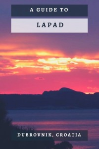 A Guide To Lapad Dubrovnik Croatia. Things to do in Lapad and where to stay in this Dubrovnik neighbourhood