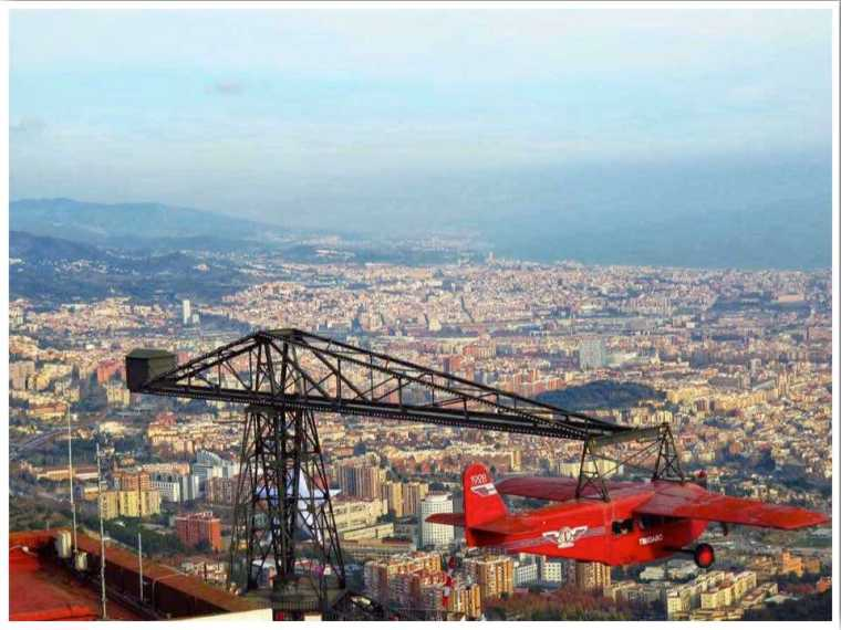Avio Tibidabo Skywalk