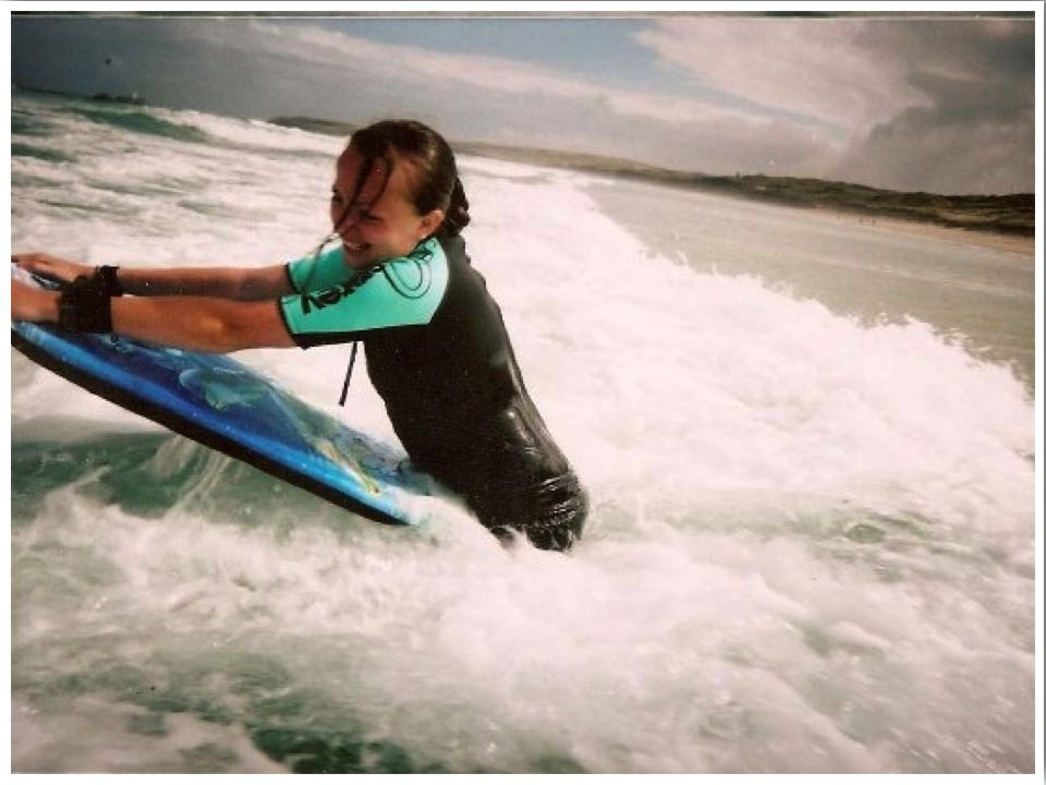 Body Boarding Cornwall