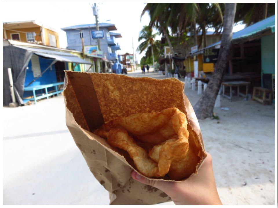 Caye Caulker Belizean Fry Jacks