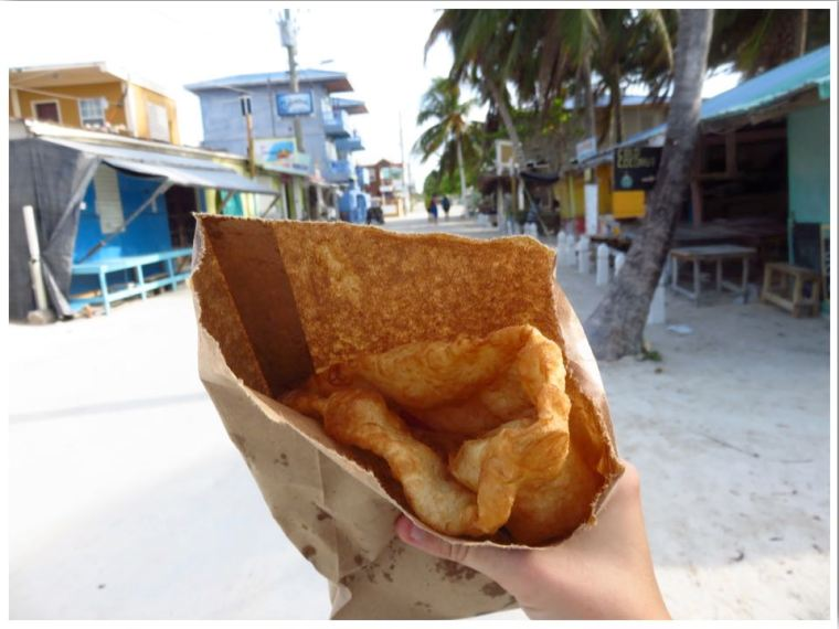 Caye Caulker Belizean Fry Jacks