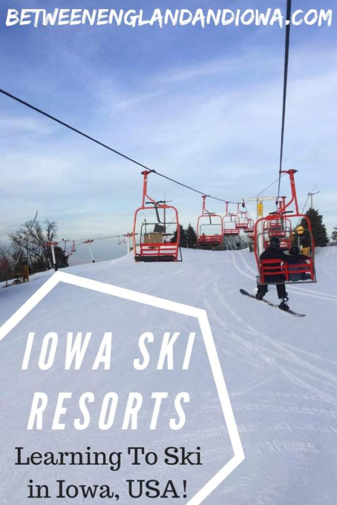Skiing in Iowa USA. Learn to ski in Iowa at these Iowa Ski Resorts in the Midwest!