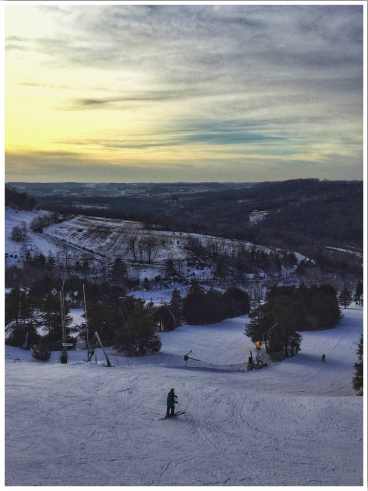 Sundown Mountain Sunbowl Dubuque