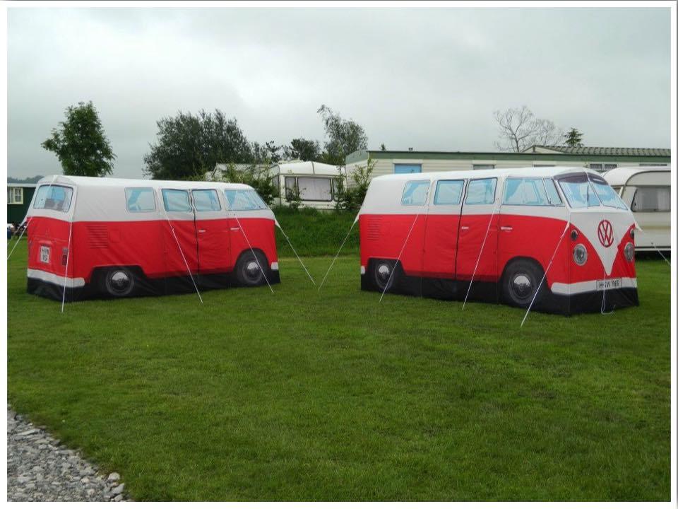 VW Bus Tents