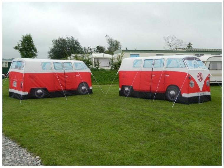 VW Bus Tents