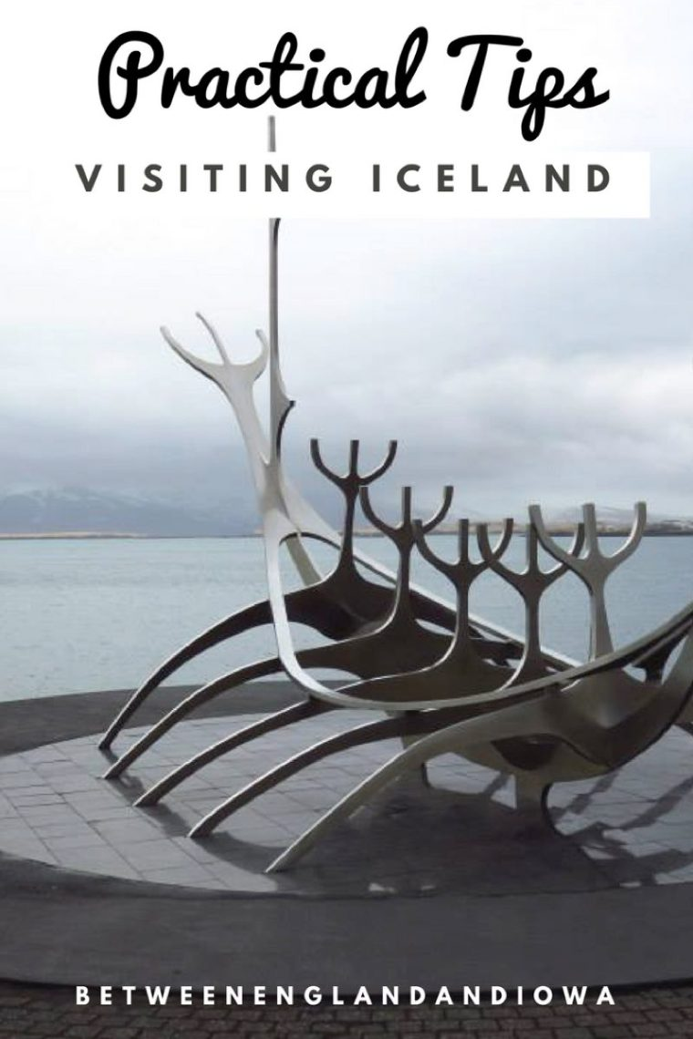 Practical Tips for Visiting Iceland in April.  Including driving conditions in Iceland, how to fully enjoy Iceland's natural beauty and what the weather is like in Iceland in April!