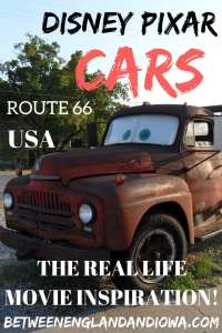 Is Radiator Springs a real town? Not quite! But I share Route 66 Cars movie locations and inspiration in this American Road Trip!