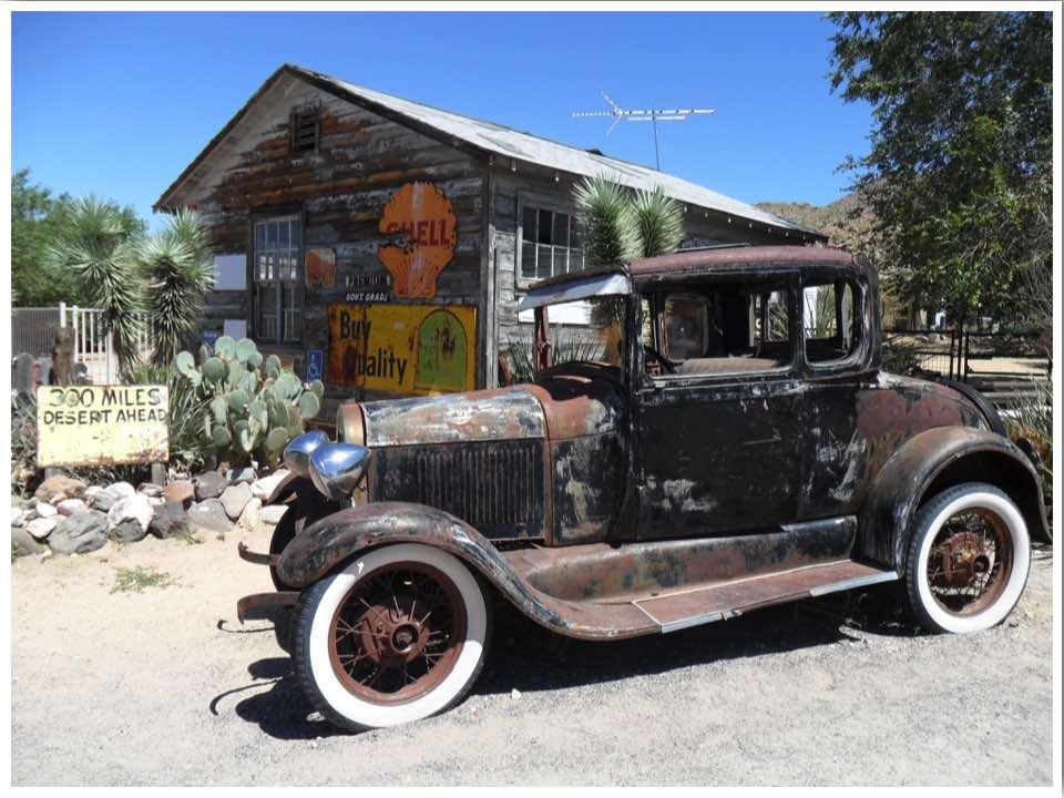 Route 66 Hackberry General Stores Hackberry Arizona