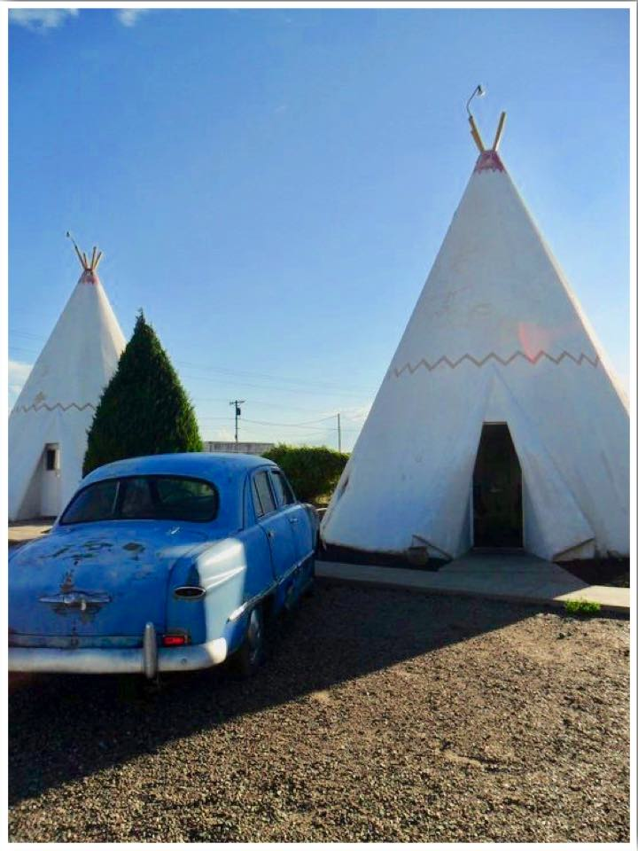 Route 66 Wigwam Motel Holbrook Arizona