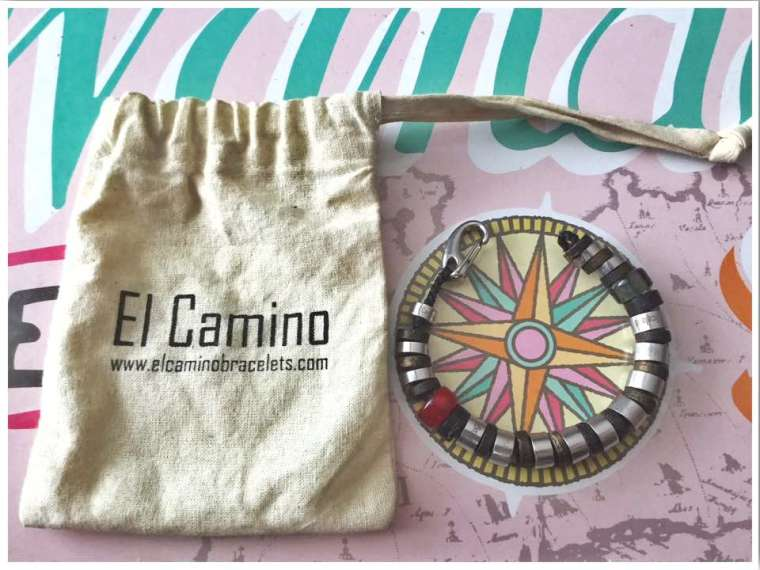 El Camino Bracelets. The ultimate of travel bracelets!