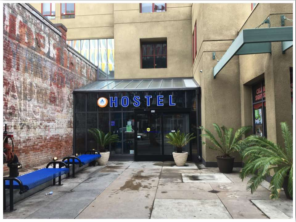 Hostelling International Santa Monica Christine