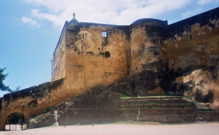 Fort Jesus UNESCO World Heritage Site Mombasa Kenya