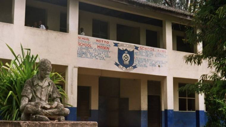 Kenyan Primary School