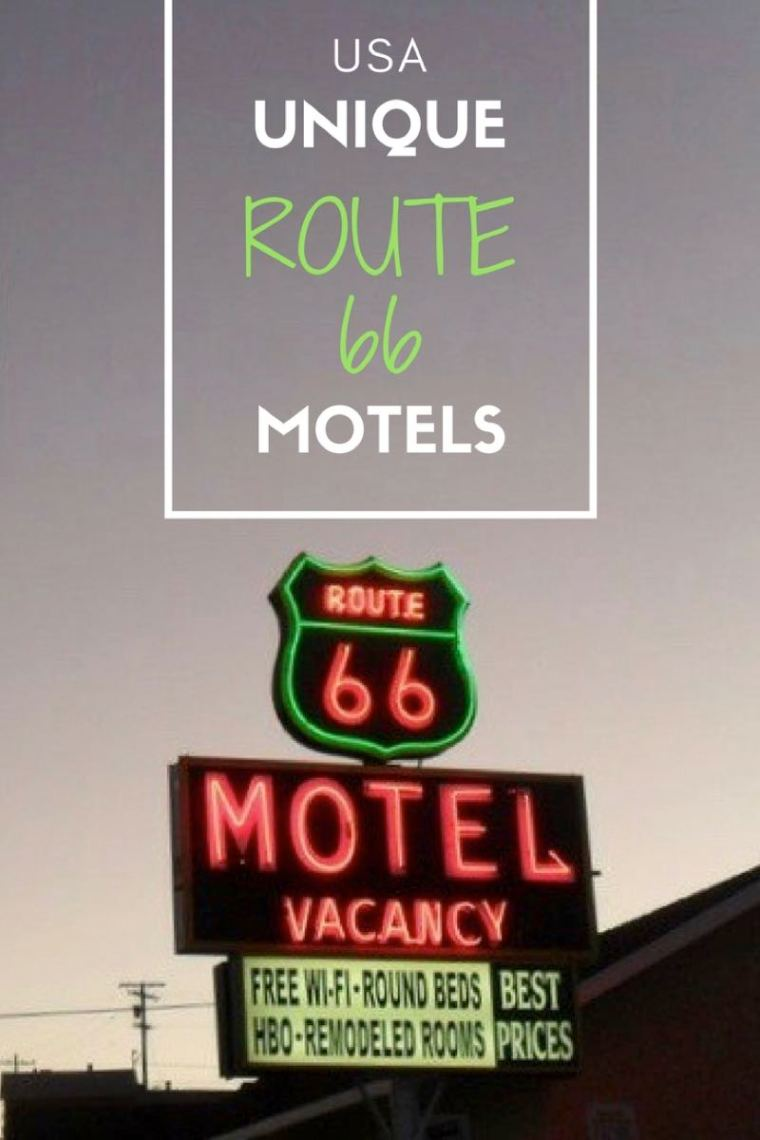 Motels on Route 66 to check out for your next American Road Trip