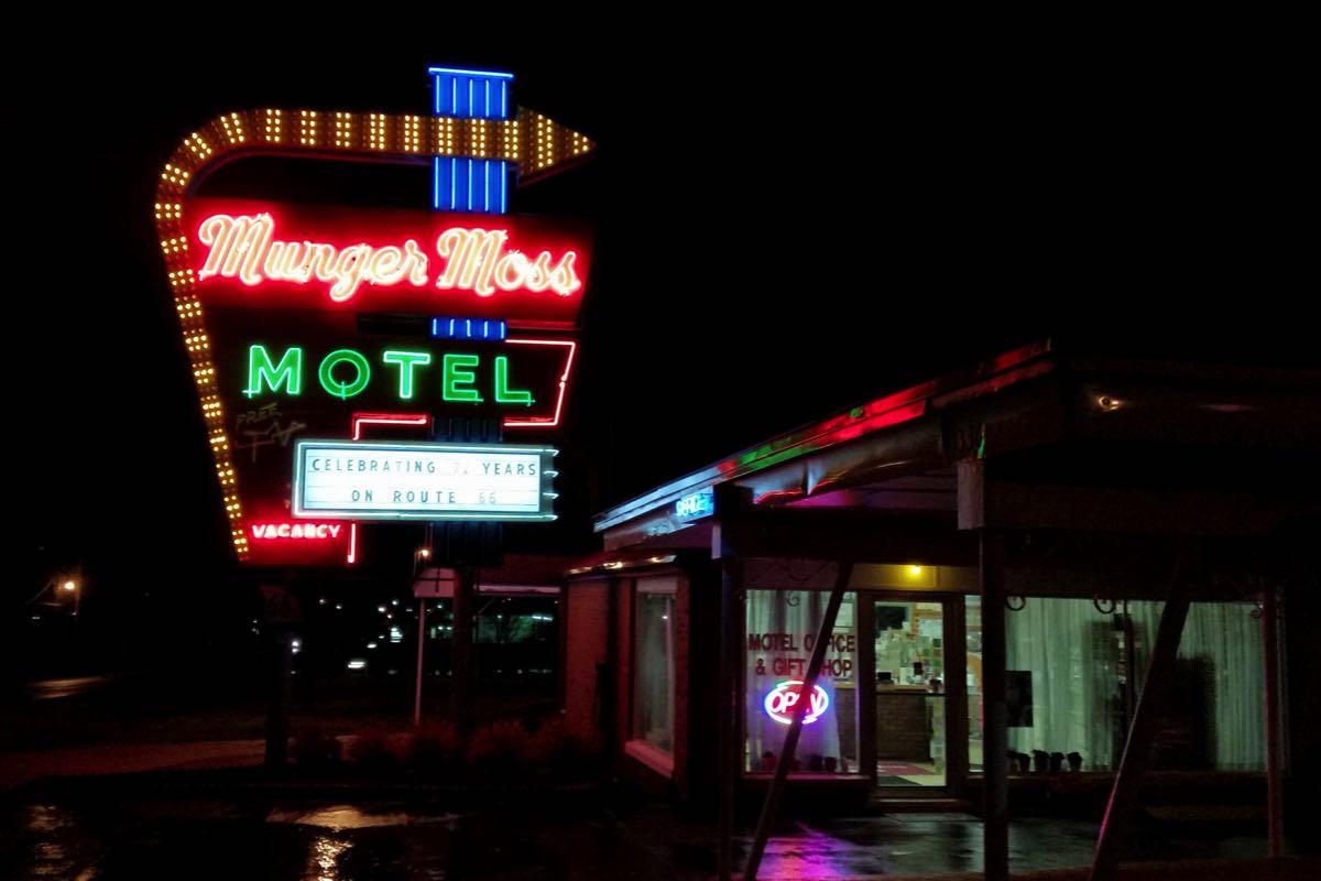 Munger Moss Motel Lebanon Roxanna