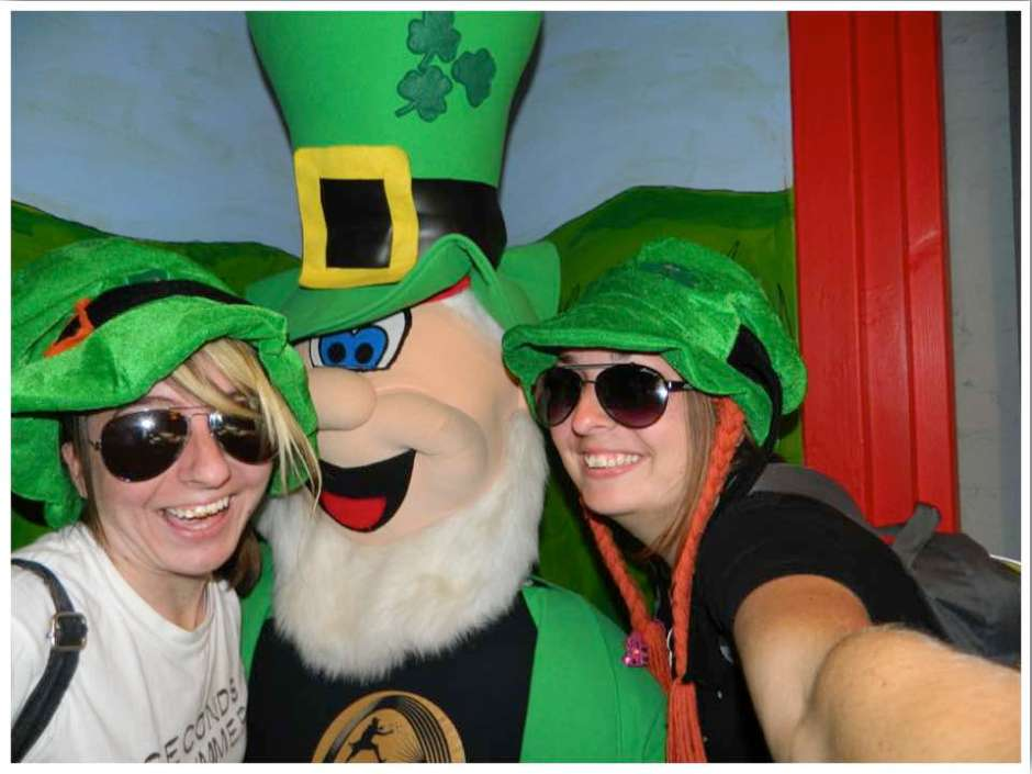 National Leprechaun Museum Dublin