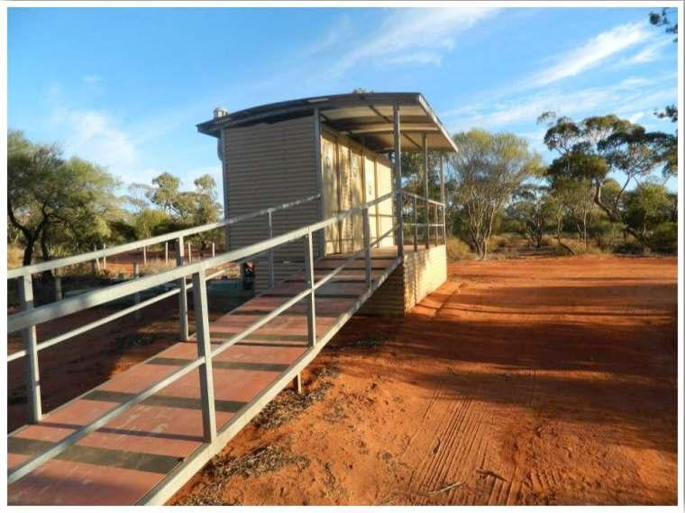 Nerren Nerren Rest Stop Western Australia