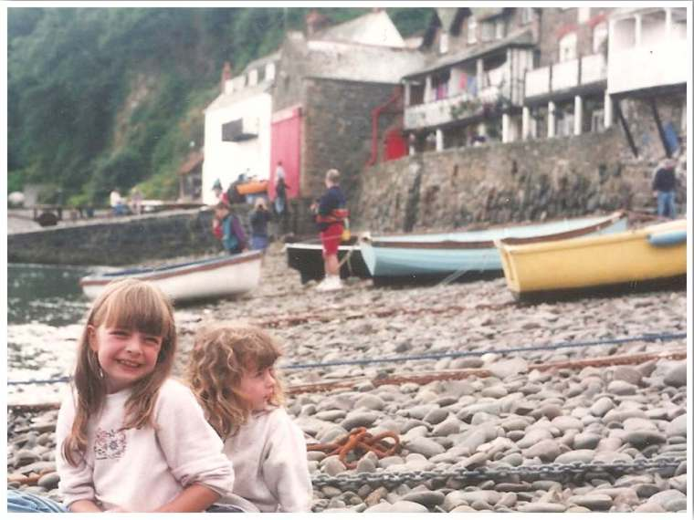 North Devon Clovelly Beach