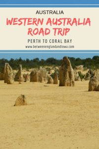 Perth to Coral Bay. 7 Day Western Australia Road Trip Itinerary